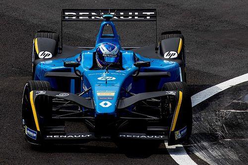 Formule E Monaco: Buemi wint, crash tussen Piquet jr en Vergne