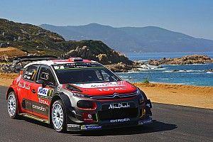 WRC Korsika: Meeke jaga keunggulan tipis di depan Ogier
