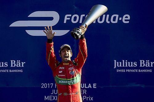 ePrix Kota Meksiko : Di Grassi juarai balapan dari posisi terakhir