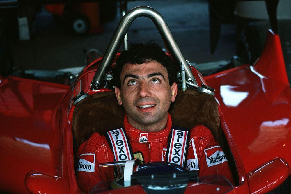 Monza: la curva Parabolica llevará el nombre de Alboreto