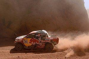 "De Villiers: Inaccurate roadbook behind Dakar navigation ""lottery"""
