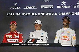 Austrian GP: Post-race press conference