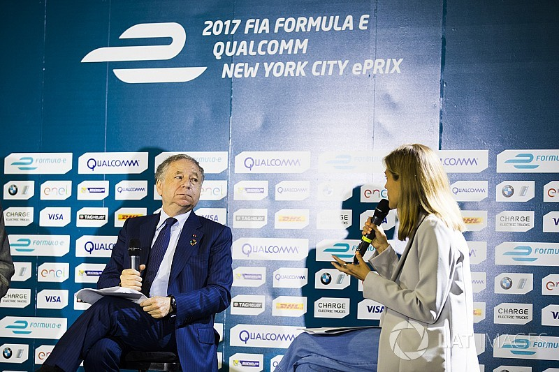 Todt, F1'in mevcut motor sesinden memnun