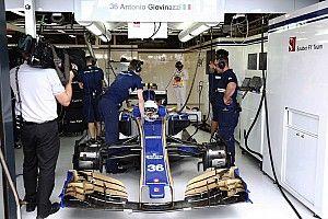 Giovinazzi gantikan Wehrlein untuk GP Australia