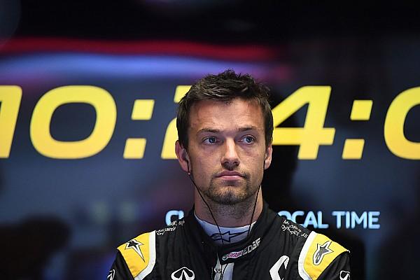 Jolyon Palmer zu Williams F1? Vater spricht von