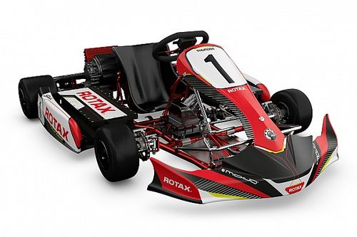 BRP launches Rotax electric powerpack for e-kart racing