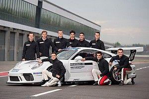 Carrera Cup Italia, Pera e Rovera hanno completato l'International Shoot Out al Lausitzring