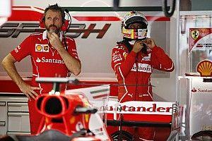 """Vettel na kwalificatiedrama: """"Ik geloof niet in pech of geluk"""""""