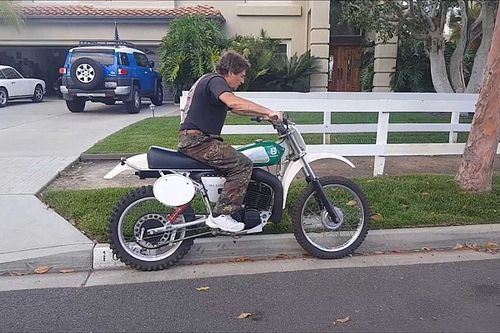 That Time Husqvarna Made Automatic Enduro Bikes