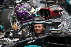 TABELA: Hamilton ultrapassa Bottas e vira o novo líder da F1 2020