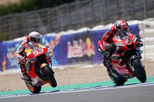 Marc Marquez Sosok Penting bagi Honda