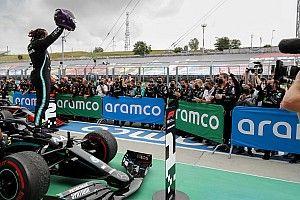 Hamilton: Az első versenyre még nem álltam teljesen készen…