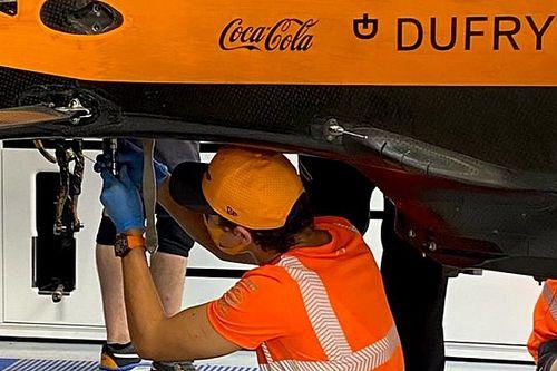 Foto viralizada de Norris ilustra como McLaren saiu do buraco na F1