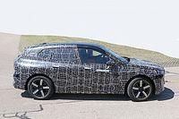 BMW iNext, il SUV elettrico inizia a svelare le sue forme