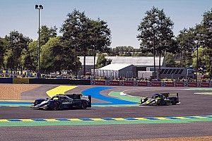 Alonso fue el más rápido de los pilotos profesionales en Le Mans pese a todo