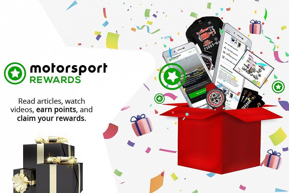 Motorsport Network rolls out rewards programme