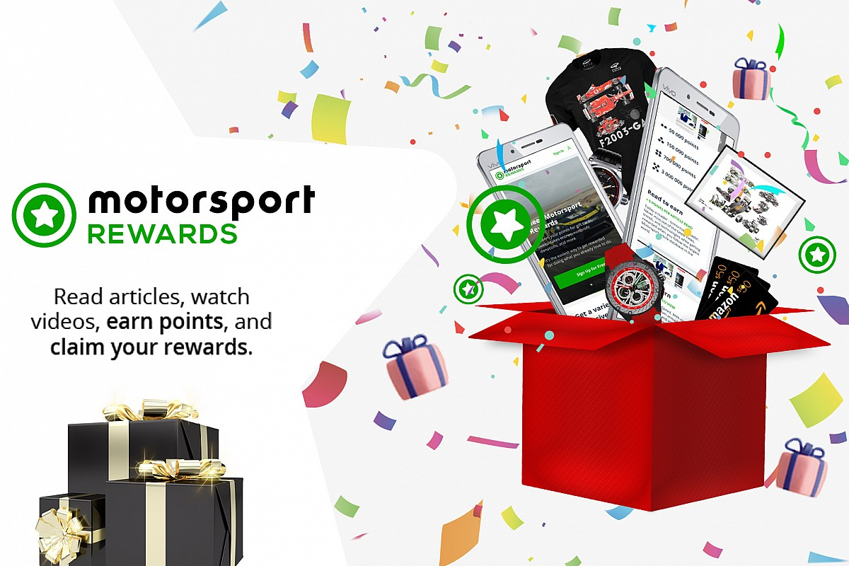 Motorsport Network rolls out rewards programme