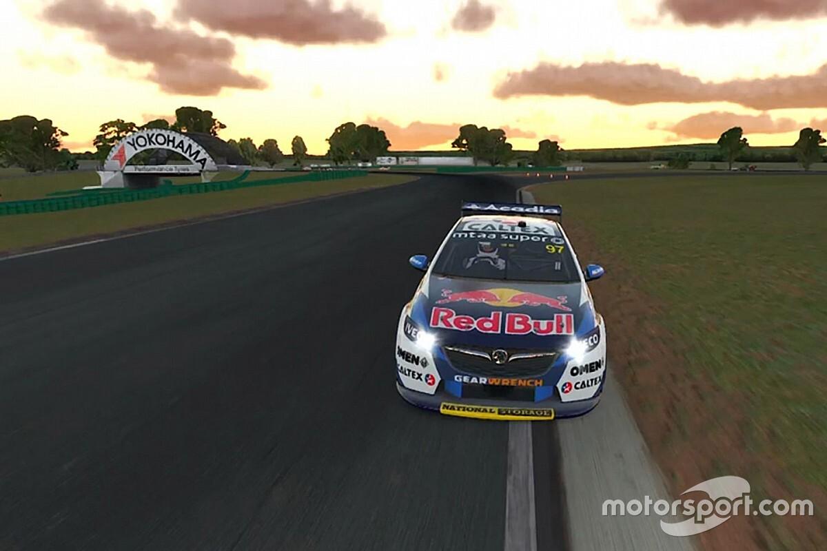 Van Gisbergen mistrzem wirtualnych Supercars