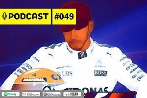 Podcast #049 – A liderança de Hamilton pode transformá-lo em uma influência maior que Senna fora da F1?