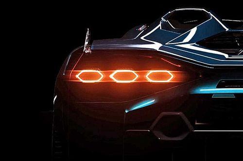 Ízelítőt kaphatunk a Lamborghini Sian Roadsterről egy nappal a bemutató előtt