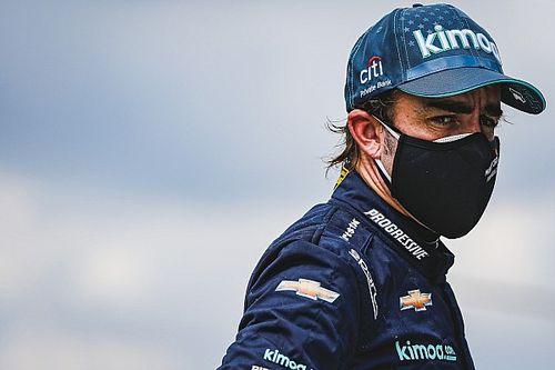 """La IndyCar, """"entusiasmada"""" con el regreso de Alonso"""