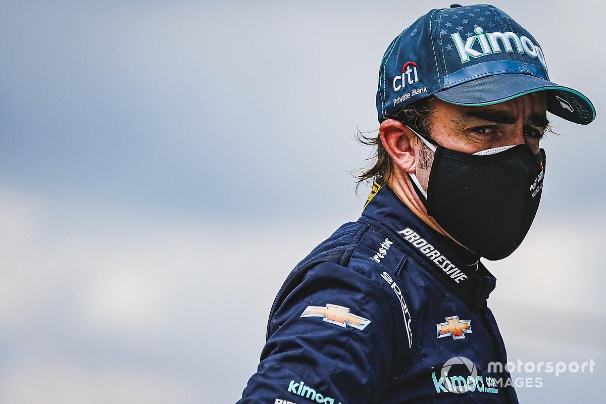 "Alonso: ""Indy 500'ü kazanmam zor olacak"""