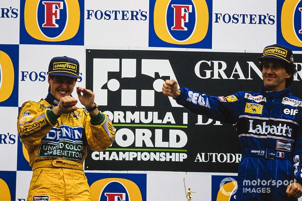 Schumacher vs Prost – a két legenda statisztikáinak összehasonlítása