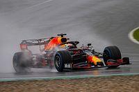 Vettel contribuyó en el trompo de Verstappen