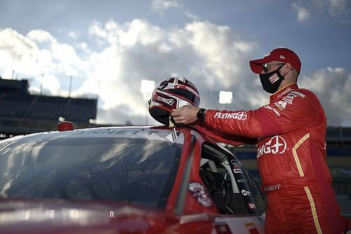 Playoff driver Michael Annett DQ'd from Talladega Xfinity race