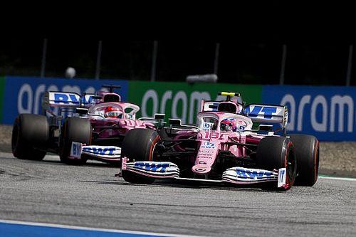 El Racing Point, el segundo coche más rápido de F1 según Stroll
