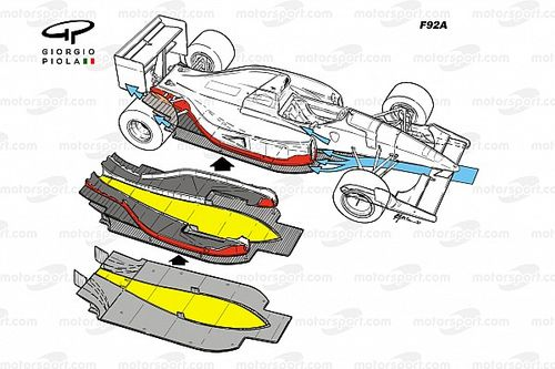 """実は大きな可能性を秘めていた……フェラーリF92Aが""""駄馬""""と言われた本当の理由"""