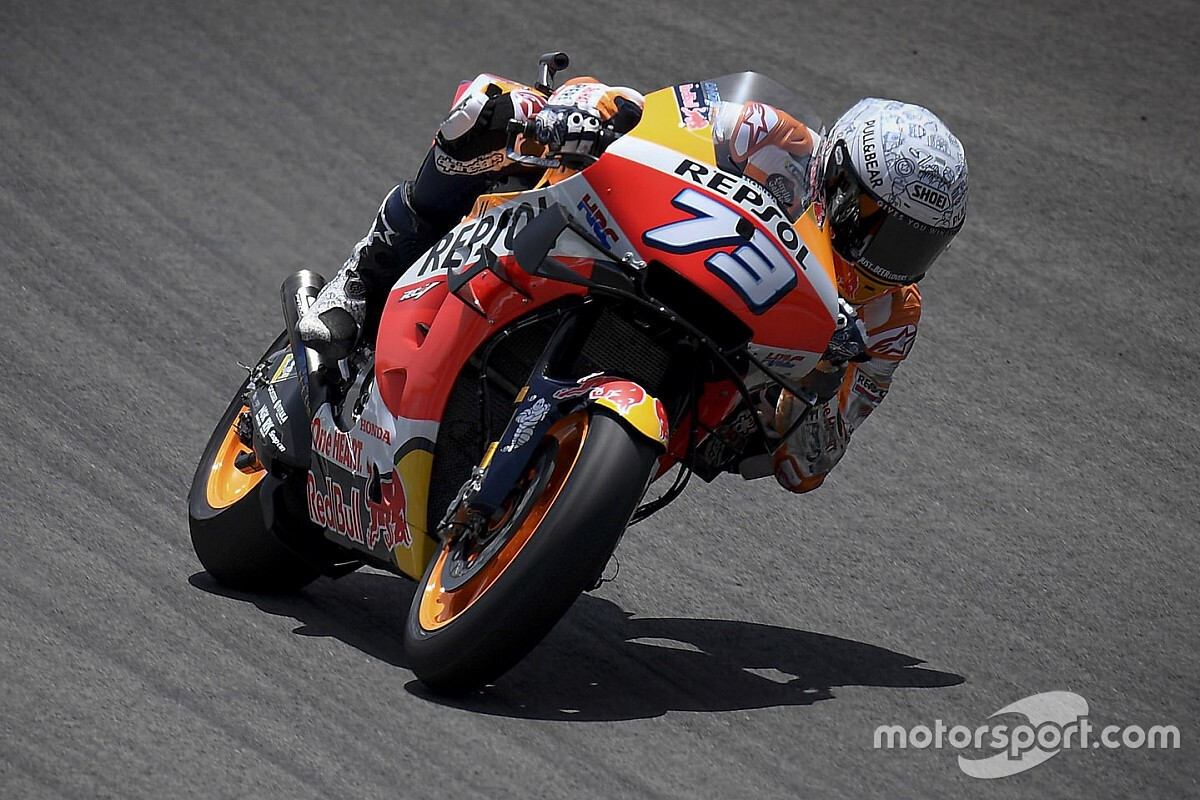 """Alex Marquez: Being only Honda rider """"changes nothing"""""""