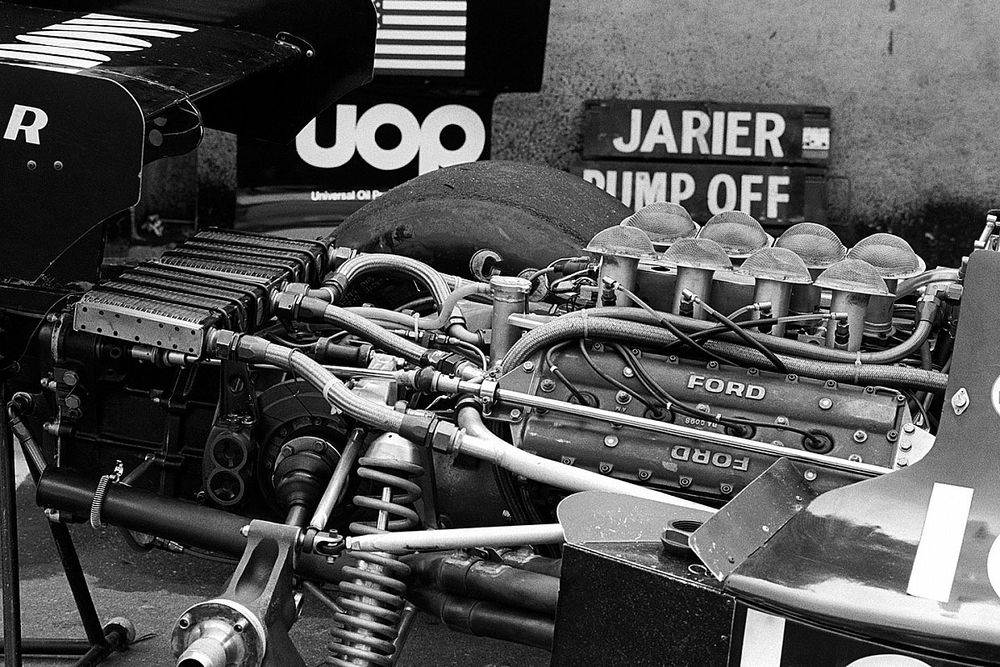 Cuando los motores Ford-Cosworth dominaron la F1