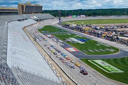 NASCAR muda protocolo antes de prova em Atlanta com discursos que condenam racismo