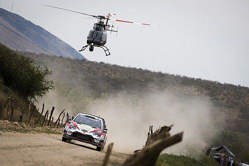 El intenso, pero recortado, Rally de México, en vídeos