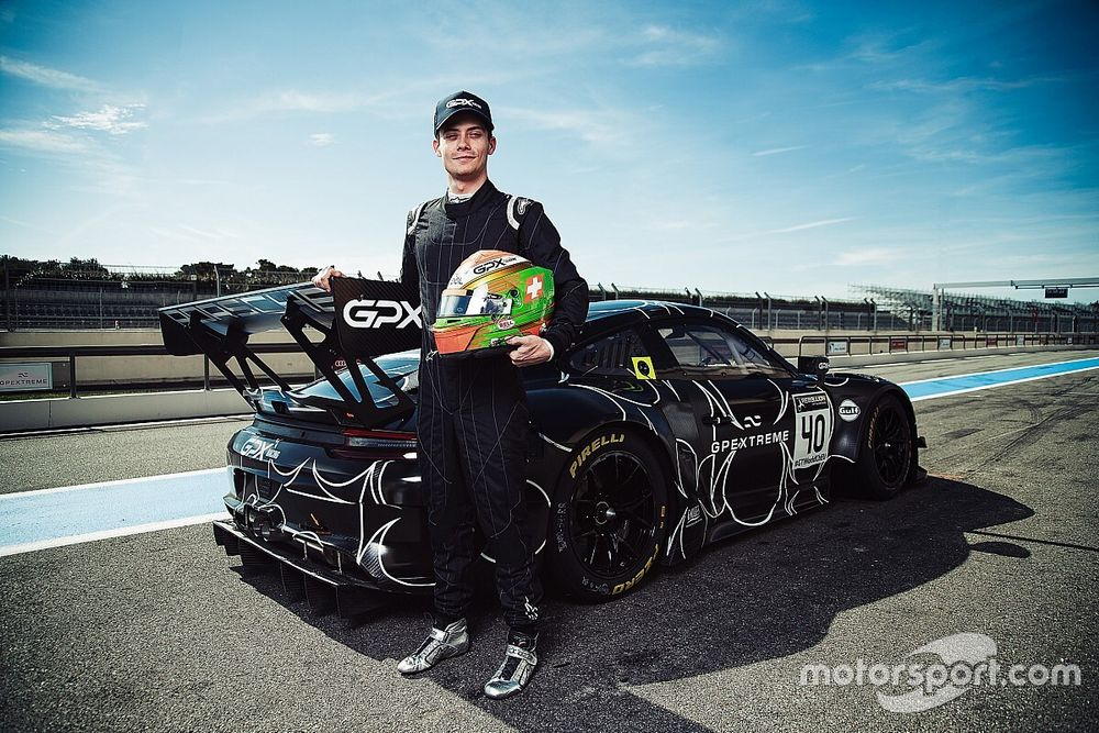 Louis Delétraz: GT World Challenge Europe mit GPX Racing