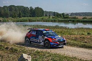 Marczyk i Gospodarczyk na mecie drugiej rundy FIA ERC