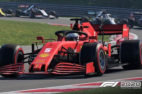 F1 2020 : Une nouvelle mise à jour bientôt disponible