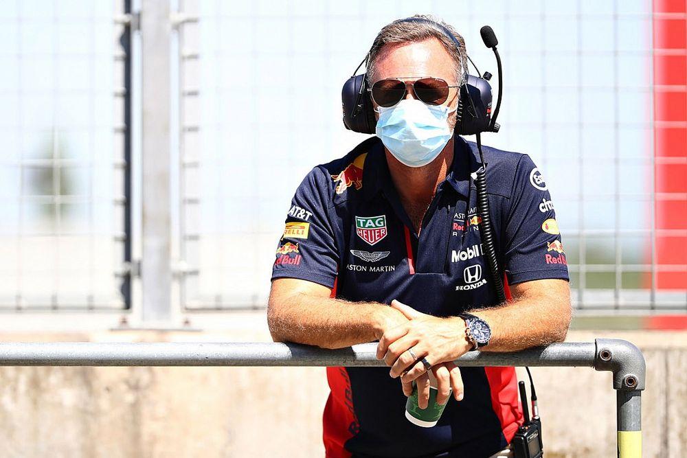 Red Bull подала протест на чужую DAS, чтобы убедиться в легальности своей?