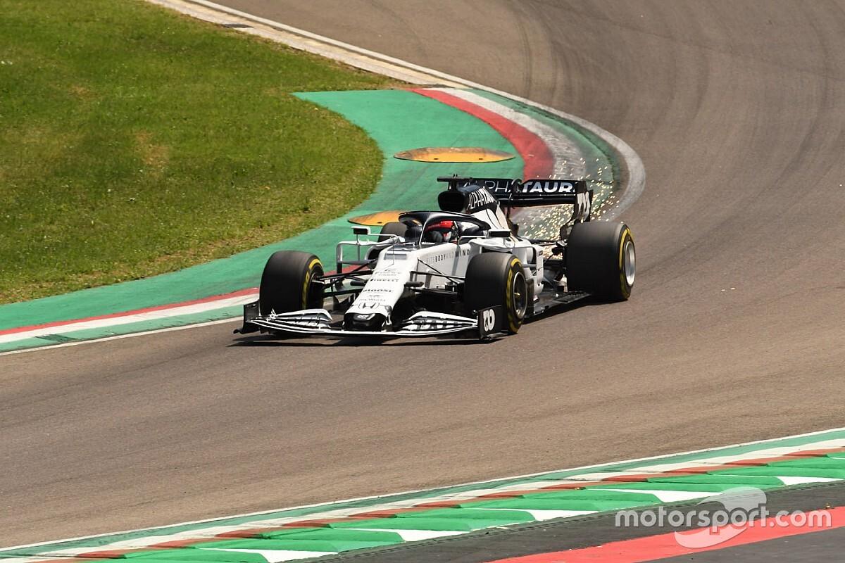 伊莫拉F1赛程出炉,只进行一节自由练习