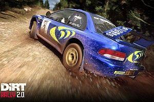 Collin McRae llega a 'DIRT Rally 2.0' junto a 12 nuevos tramos
