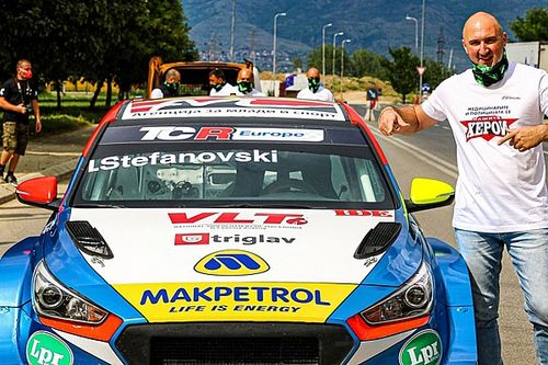 TCR Italy: Igor Stefanovski c'è ancora, ma con la Hyundai