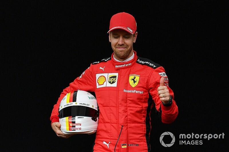 """Vettel: """"Yeni araçlar çok ağır"""""""