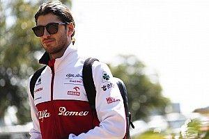 """Giovinazzi: """"Leclerc, Verstappen kadar agresif değil"""""""