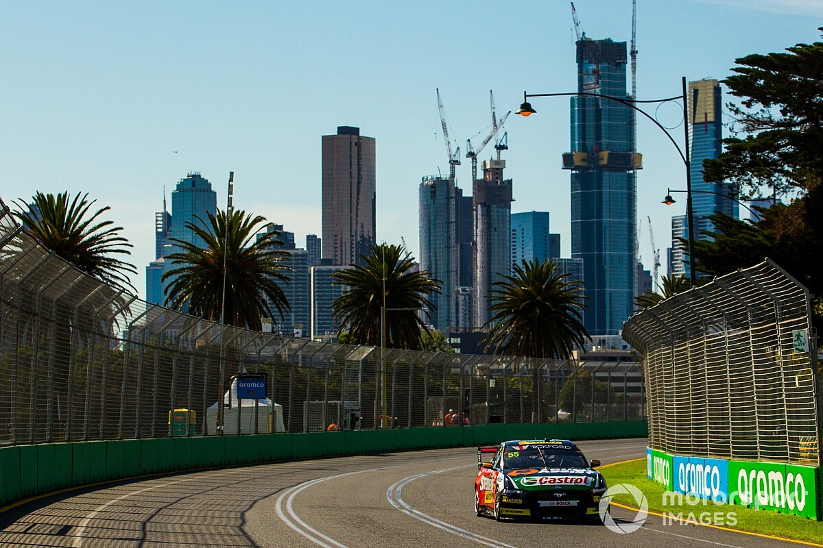 Supercars will assess new Australian GP date