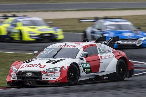 DTM: riscatto di Rast in Gara 2, Muller battuto in volata