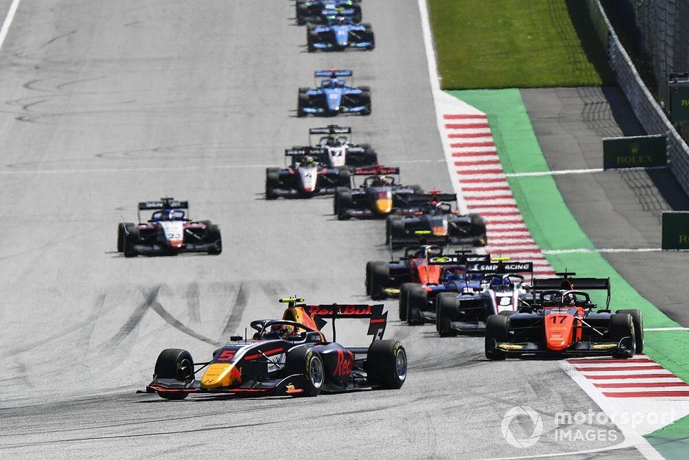 F3: Prodígio da Red Bull, Lawson vence na Áustria; Enzo Fittipaldi é 9º