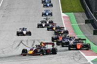 Red Bull Ring F3: el junior de Red Bull Lawson suma su primera victoria