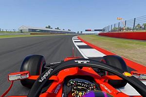 【動画】実現したらこんな感じ? シルバーストンを『F1 2019』で逆走してみた