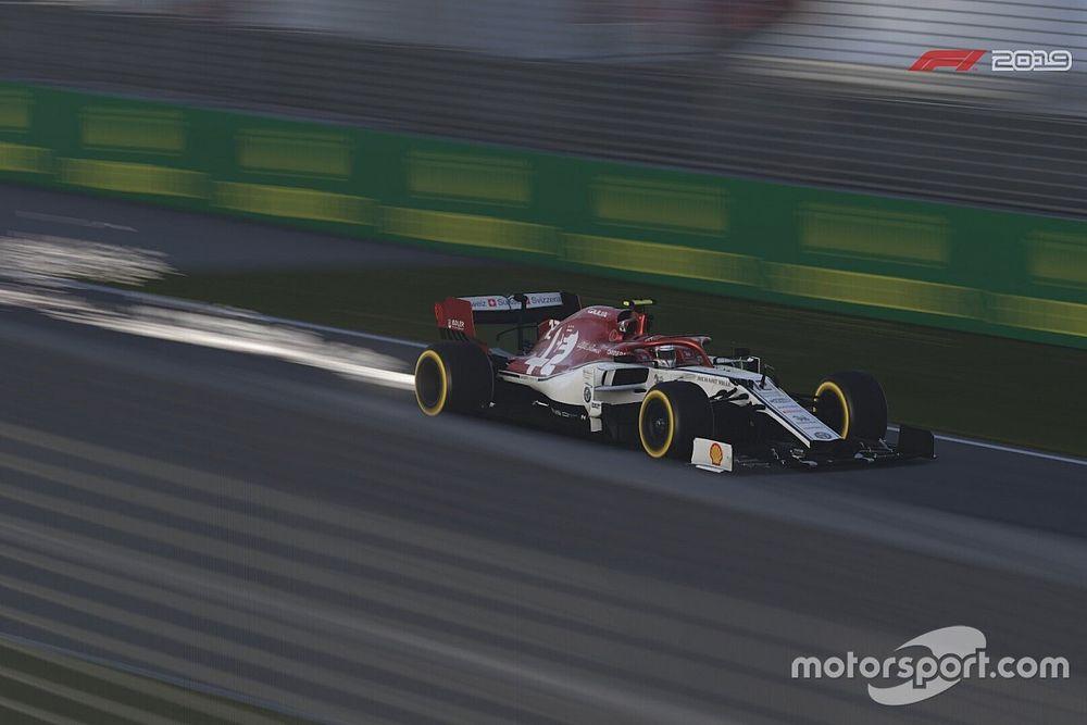 Norris, Leclerc és Latifi már ma versenyezni fognak a virtuális Bakuban